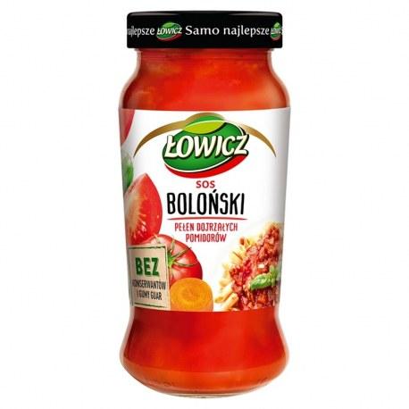 Sos spaghetti Łowicz 350 g.