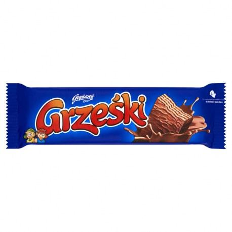 Grześki w czekoladzie 36g x 36 sztuk