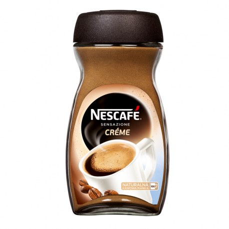 Kawa NESCAFE Creme Sensazione 200 g