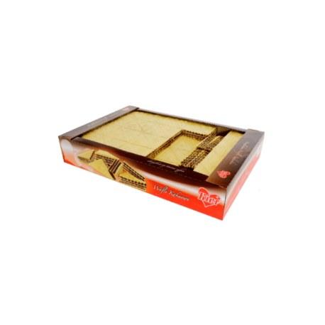 Kier Wafle przekładane Kakaowe 3 kg