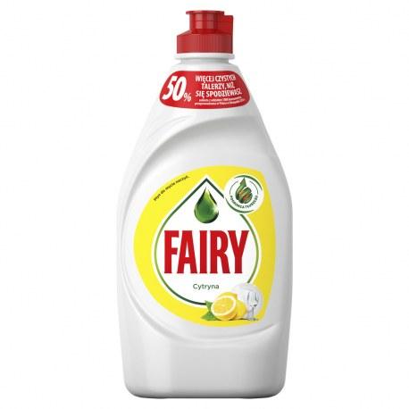 Płyn do mycia naczyń FAIRY Lemon 450 ml.