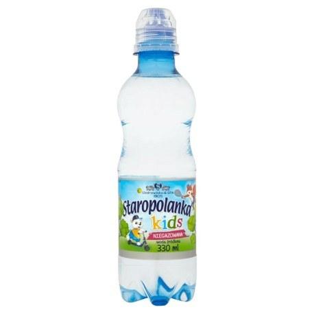 Woda Staropolanka KIDS 0.33 l . X 10 sztuk
