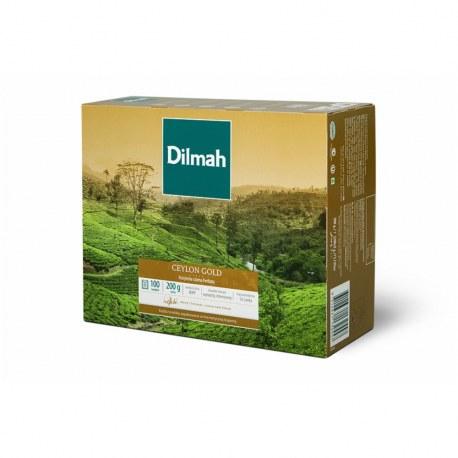 Dilmah Ceylon Gold 100 kopert