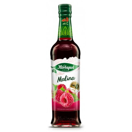 Herbapol Syrop Malinowy 0.420 ml