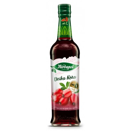 Herbapol Syrop Dzika Róża 0.420 ml
