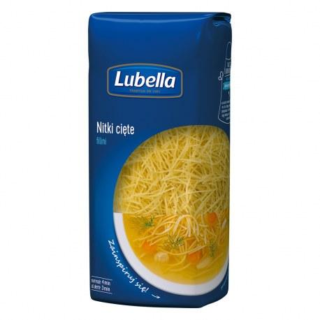 Makaron LUBELLA Filini Nitki Cięte 500 g
