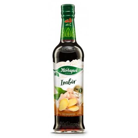 Herbapol Syrop Imbirowy 0.420 ml