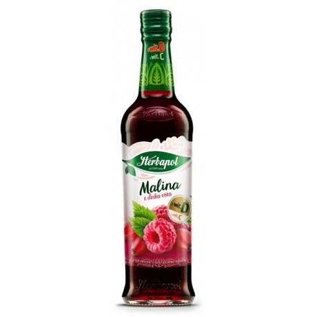 Herbapol Syrop Malinowy z dziką różą 0.420 ml