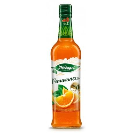 Herbapol Syrop Pomarańczowy 0.420 ml