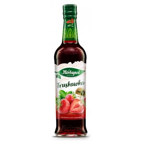 Herbapol Syrop Truskawkowy 0.420 ml