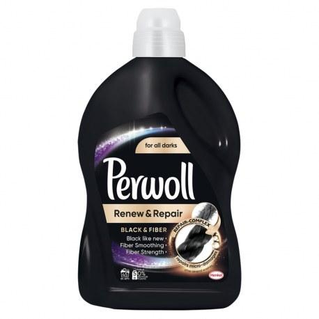 PERWOLL Black płyn do prania tkanin czarnych 2,7l