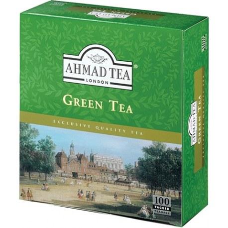 Ahmad Green Teat 100 sztuk