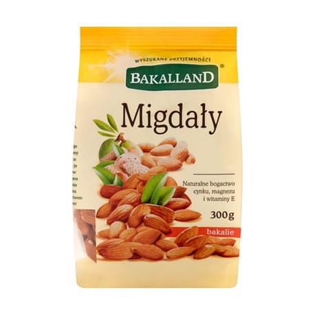 Bakalland Migdały 300 g
