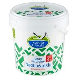 Kuchnia Lubelska Jogurt naturalny nadbużański 1 kg