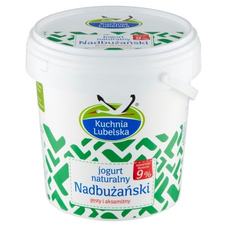 Mlekovita Jogurt Naturalny 3% 1 kg