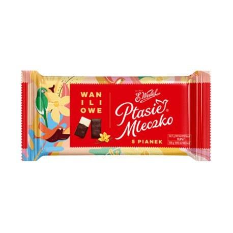 Wedel Ptasie Mleczko® Waniliowe 52.7 g