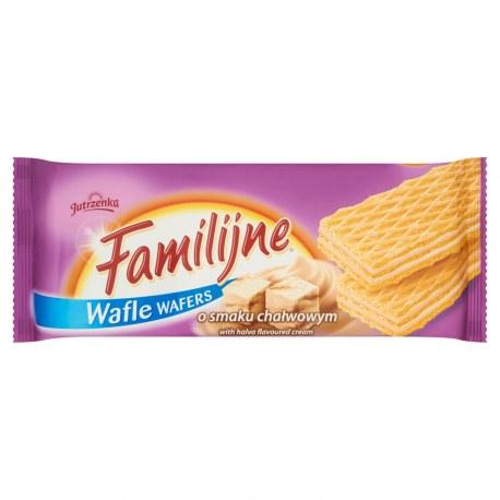 WAFLE FAMILIJNE CHAŁWOWE 180 G