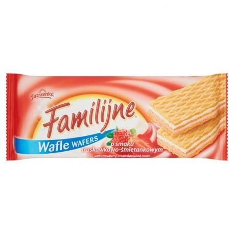 WAFLE FAMILIJNE TRUSKAWKOWE 180 G