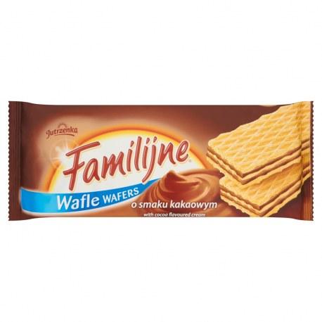 WAFLE FAMILIJNE KOKOSOWE 180 G