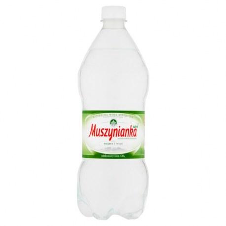 Woda Muszynianka 1l.