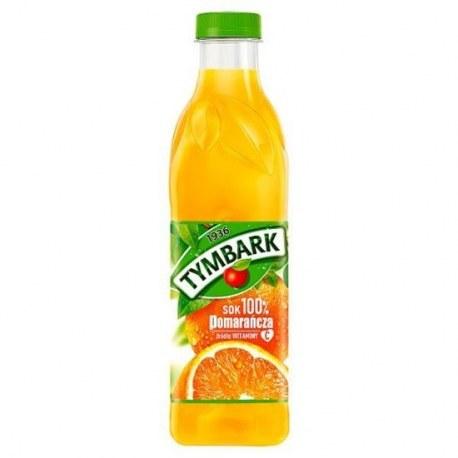 Tymbark Sok Pomarańczowy PET 1L. X 6 SZTUK