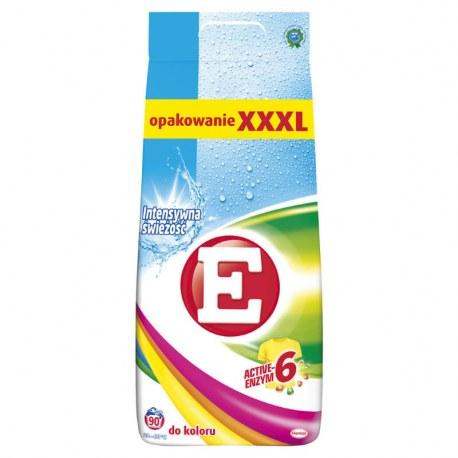 E - Proszek do prania kolorowych ubrań 5.85 kg
