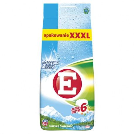 E - Proszek do prania białych ubrań 5.85 kg