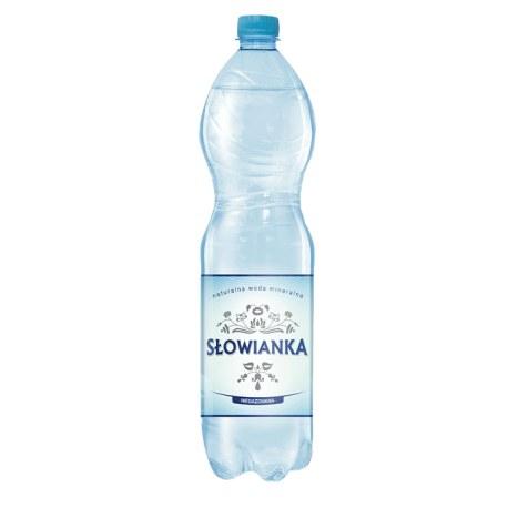 Woda Mineralna Słowianka 1.5 l. Niegazowana 6 sztuk