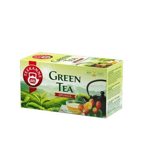 Teekanne zielona 20 kopert