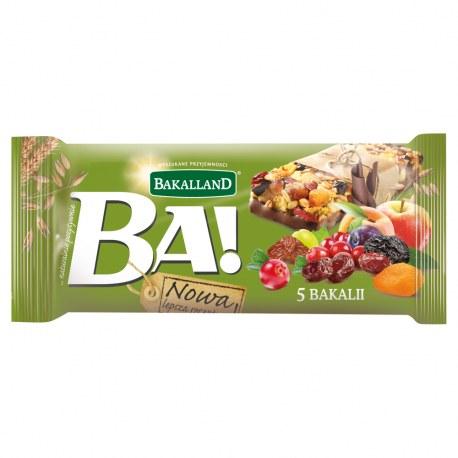 BAKALLAND BATON 5 BAKALII 40G