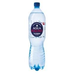 Aqua Polonia gazowana 1.5l. 504 butelki PALETA