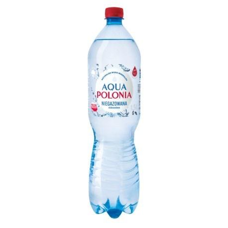 Aqua Polonia niegazowana 1.5L 504 butelki PALETA