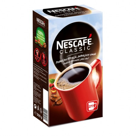 Kawa Nescafe Classic 500g