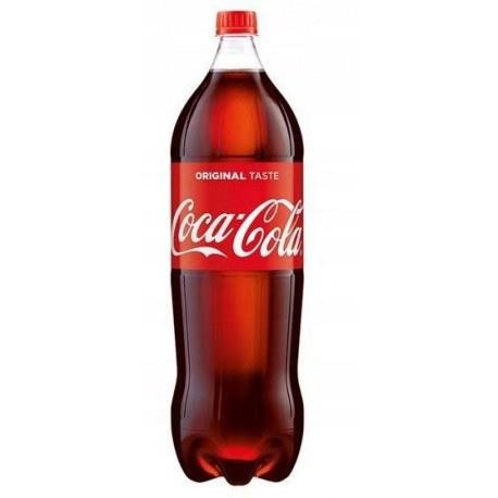 Coca Cola 2L. 384 BUTELKI PALETA