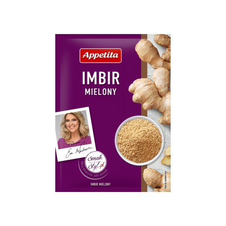 Appetita Imbir mielony 20g