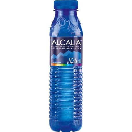 Alcalia woda alkaliczna 0.5l x 12 sztuk