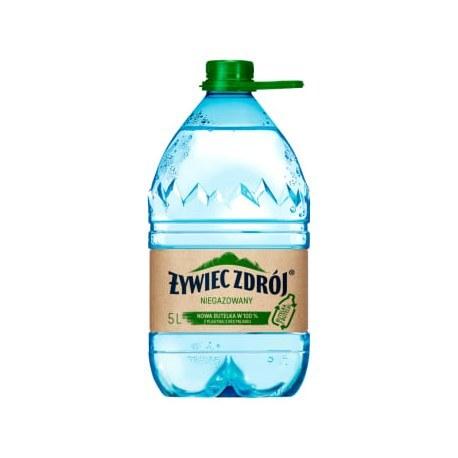 Żywiec Zdrój 5l. Niegazowany 144 butelek PALETA