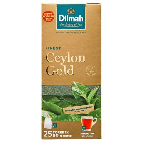 Dilmah Ceylon Gold 25 torebek