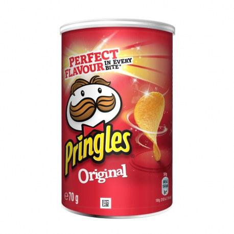 PRINGLES ORIGINAL 70 G