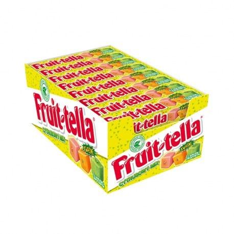 FRUITTELLA Cytrusowy Mix 41g x 40 sztuk
