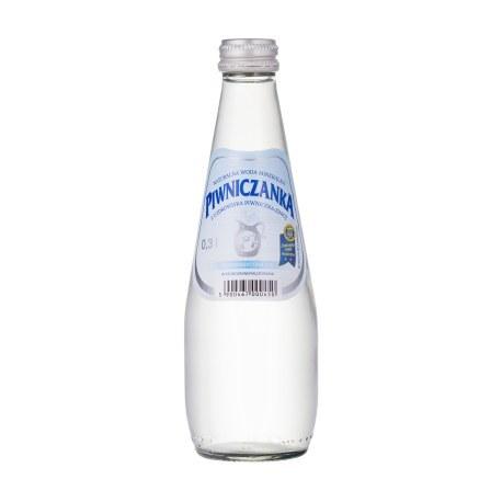 Piwniczanka niegazowana 0.3l. szkło X 9 butelek