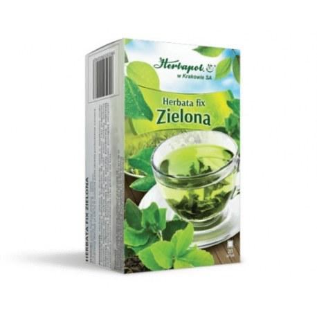 HERBAPOL KRAKÓW zielona 20 torebek