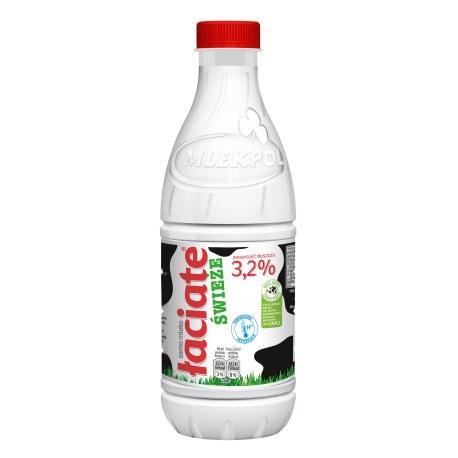 Mleko Łaciate świeże 3.2%