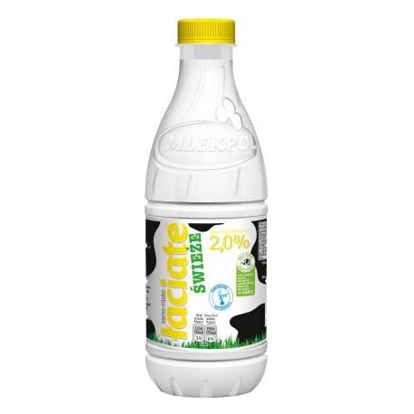 Mleko Łaciate świeże 2%