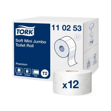 Papier toaletowy TORK nr. 110253 x 12 rolek