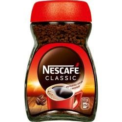 Kawa Nescafe Classic 50g