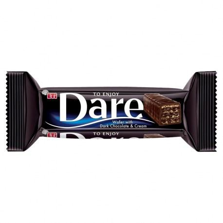 Eti Dare Wafel w czekoladzie 50 g x 12 sztuk