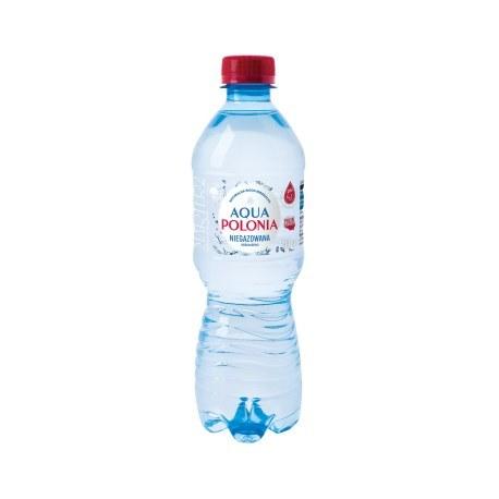 Aqua Polonia niegazowana 0.5l. 1368 butelek PALETA
