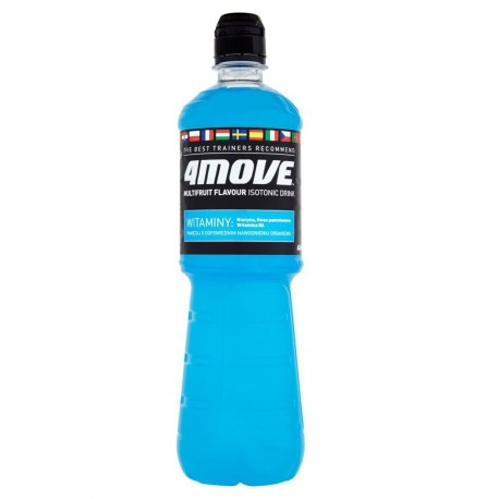 4MOVE Multifruit 0.75l. x 6 sztuk