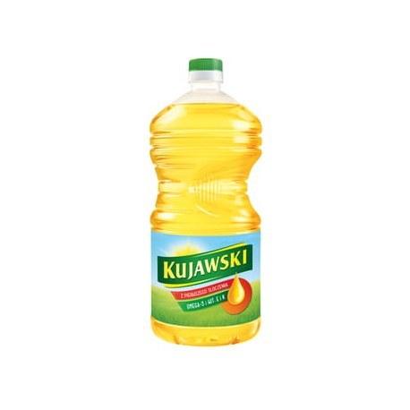 Olej Kujawski rzepakowy 3 litry